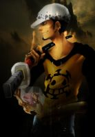 Trafalgar Law by flaiil