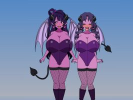 Sexy Monster Mansion-Sia the Succubus TF-P7 by emailed333