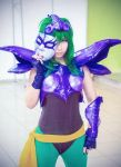 Ophiuchus Shaina Cosplay by MaryAlfaro