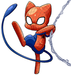 SpiderMew by Inkysky by SpiderMew