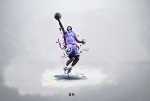 Kyrie // wallpaper // sC ft Maestro. by epro-creative