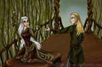 Tolkien: Come with me by Jivra