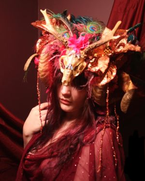 Artemis Headdress IX