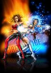 Fire and Ice by danyboz