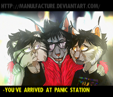 Panic Station by Manulfacture