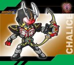 KamenRider Chalice by the-tracer