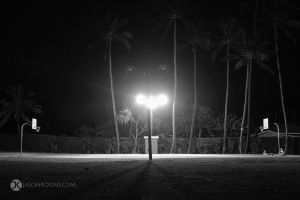 Hoops | Paia Town by JasonKoons
