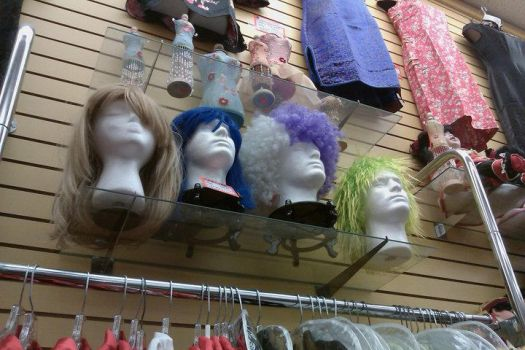 San Francisco Wigs 5 by loverlyone101