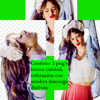 Pack De Martina Stoessel Png by NeluEditions