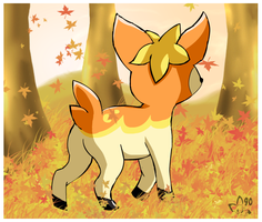 Fall is here by pichu90