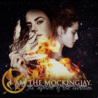 Katniss: I am the Mockingjay by AliceCullen88