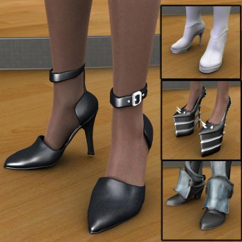 A Reminder on Autofitting Shoes to Genesis 2 or 3 by SickleYield