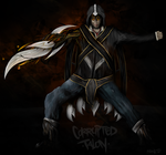 Corrupted Talon by SirvineDesign
