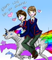 To Klainebows and Beyond :D by georgiatheninja