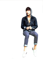 MyungSoo (L) ceci render/png by Denimtrans