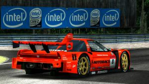 Autobacs NSX SGT 2006 by g25driver