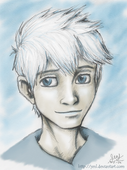 Rise of the Guardians - Jack Frost by JenL