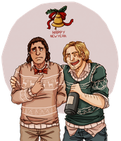 Assassin's Creed   Another awkward New Year by Lazorite