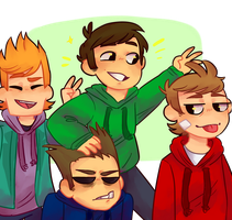Eddsworld by PandaPawPony