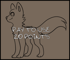 20 point canine base by Yukiin