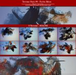 Texture Pack#9 - Flying Birds by dreamswoman