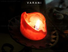 - - light in the dark - - by Varani