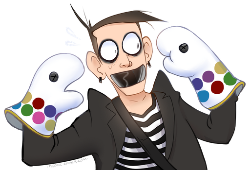 10/10 Best Mime by Pheoniic