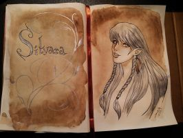 In Watercolour: Silvara by Jivra