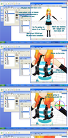 MMD Arm number code Tutorial by brsa
