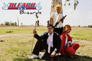 Bleach Bizards by Jherben