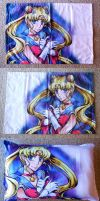 Sailor Moon Pillowcase by Dark-Merchant