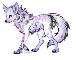 Lavender Canine Adoptable-(CLOSED) by Amabyllis