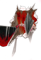 Pyramid Head by KiRAWRa