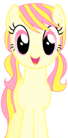100 Pony Theme Challenge: Lemon by DesuPanda-Adopts
