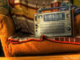 Old Radio by SniperSAKH