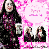 Photopack Png Miley Cyrus by GuadalupeLovatohart