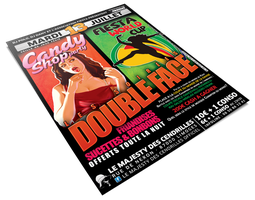Double Face Flyer by gar21nett