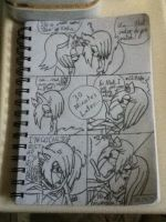 The Bra incident part 3 and ending by Doggshort2