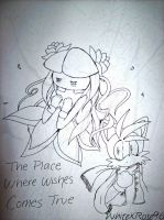 The Place Where Wishes Comes True CoverPage by WhiteXRose96