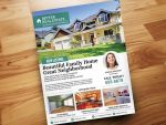 Better Real Estate Flyer Template v2 by deiby