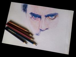 Jared Leto WIP by im-sorry-thx-all-bye
