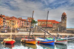 Collioure by bettersweet-art