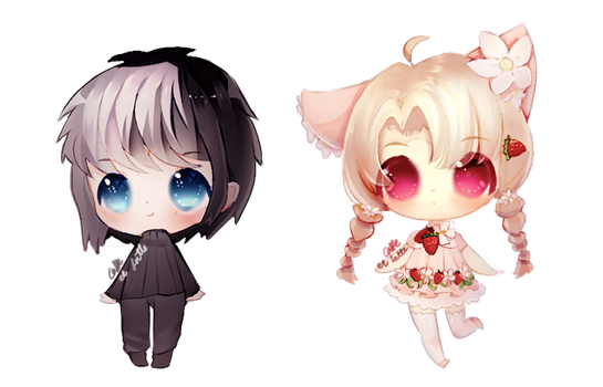 Gift + Adopt by Caffe-et-Latte