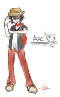 +Arc's Snazzy Threads+ by Endless-warr