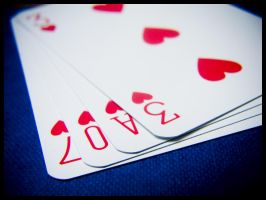 Love Is On The Cards by danielcraggs