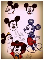 Mickey Mouse by Methuselah87