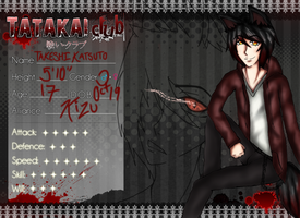 TC: Takeshi Katsuto by MysticMidnightQueen