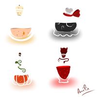 Potion Adopt 4 CLOSE - Special Halloween by salainia