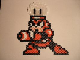 Perler Brightman by NES--still-the-best
