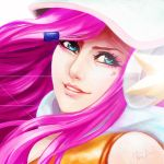 Arcade Miss Fortune! by TinyPomelo